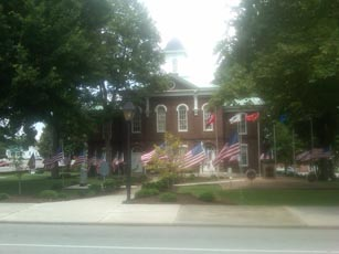 Loudon County Court House