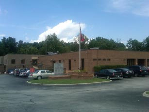 Loudon County Justice Center